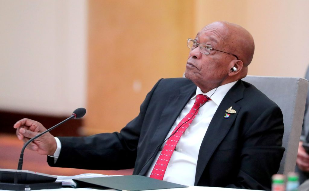 Zuma defies ConCourt order to appear before Zondo Commission