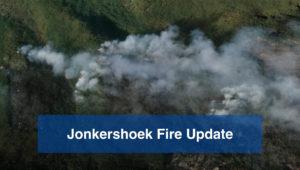 Jonkershoek Fire