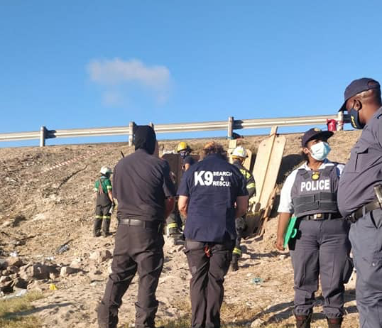 Body of fourth minor retrieved from N2 pipeline