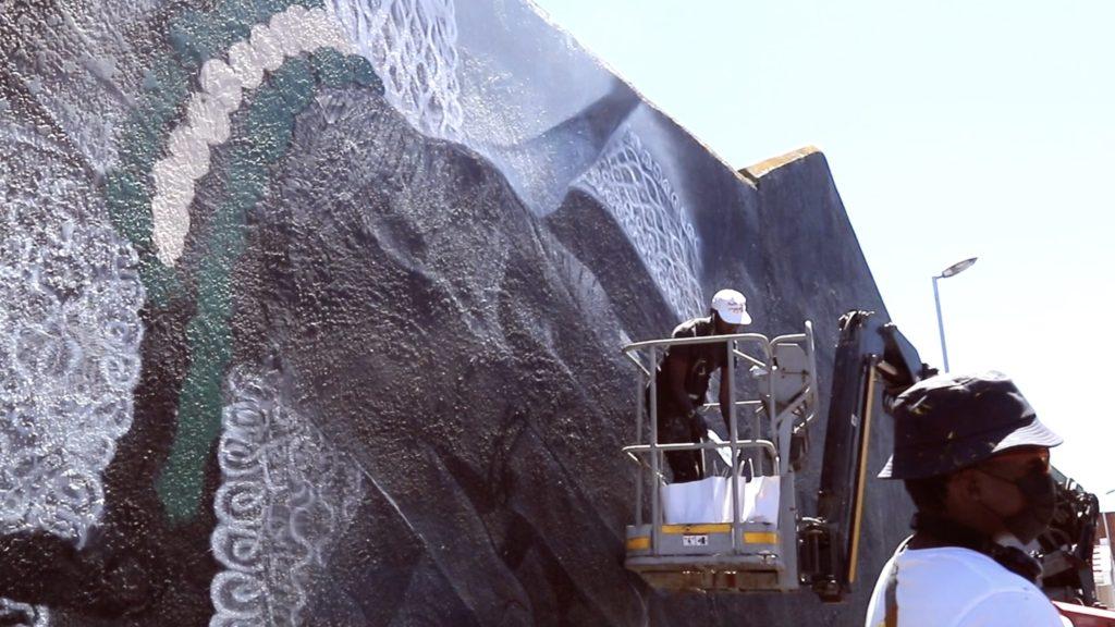 Art is back in fashion in Salt River