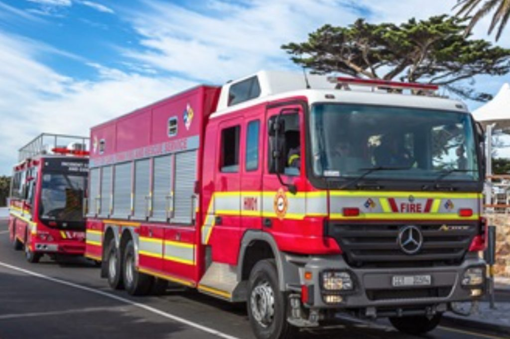 Woman and child die in Gugulethu fire