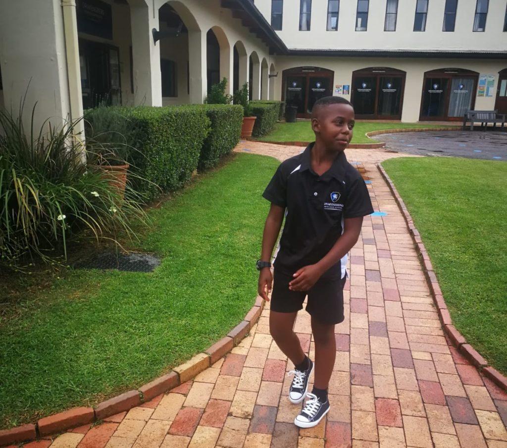 Mitchells Plain singer makes it to Drakensberg Boys Choir School thanks to donations