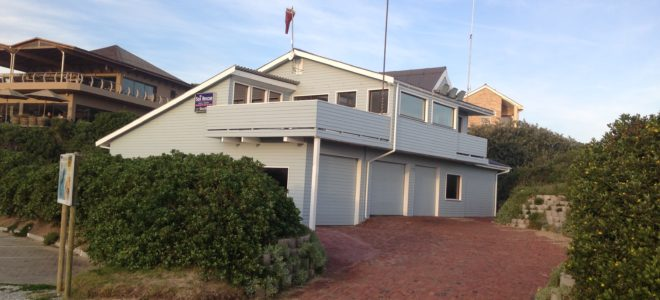 Teen girl in hospital after Herolds Bay drowning