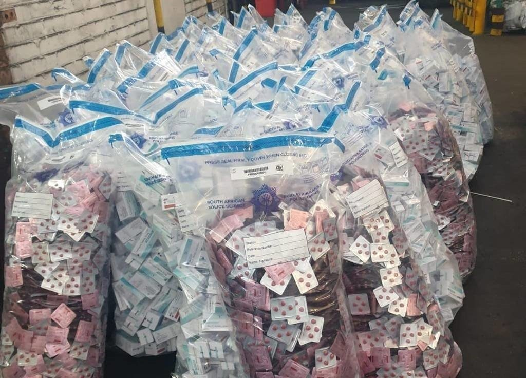 R126-million worth of Ivermectin bust at airport