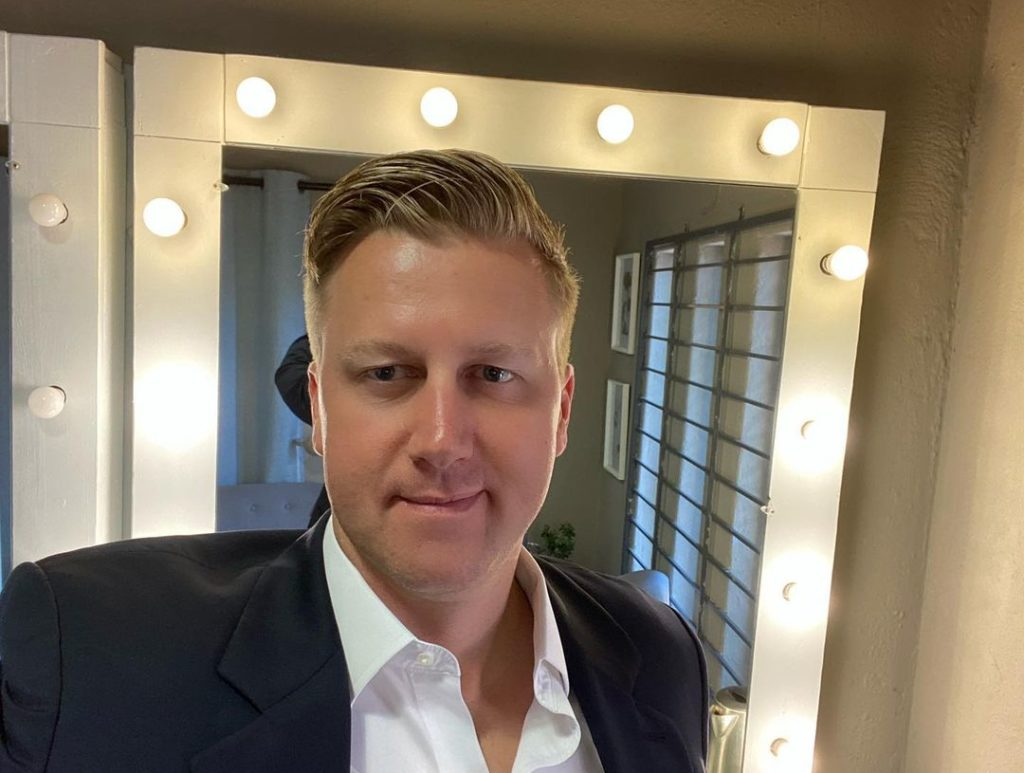 Gareth Cliff responds to sexual misconduct allegations