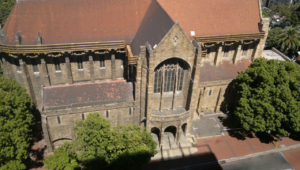The history of St George's Cathedral in Cape Town