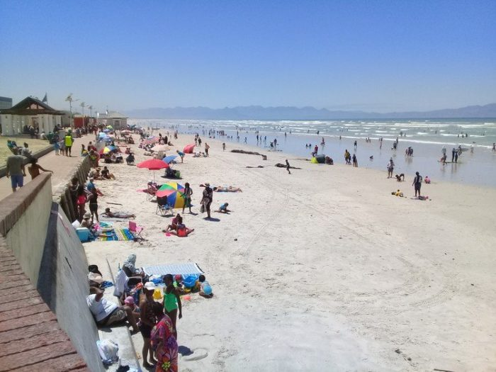 Muizenberg buzzing after Covid-19 beach ban lifted