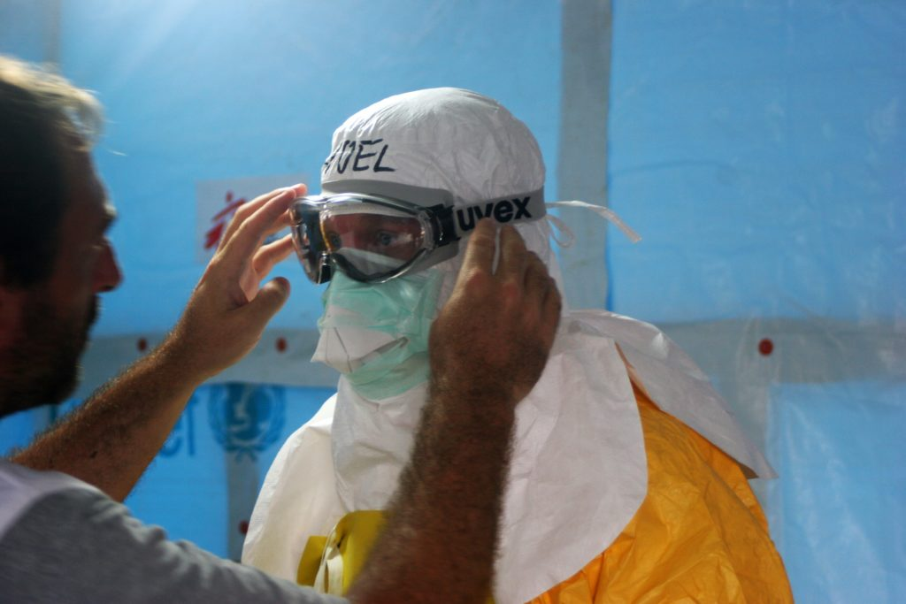 Guinea declares new Ebola outbreak after three die
