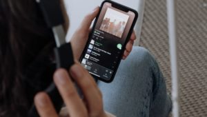 Spotify could soon suggest music based on emotional state and gender