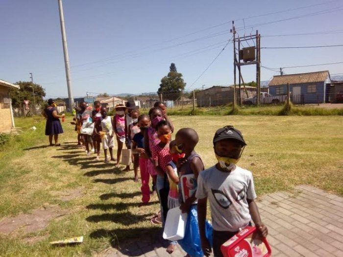 This school goes the extra mile to feed its learners