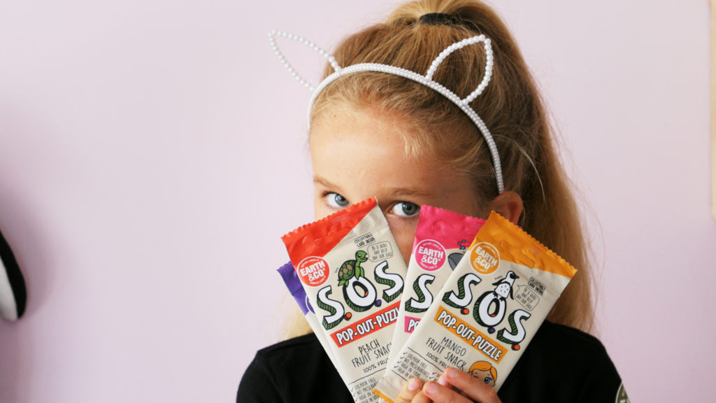 WIN: A month's supply of SOS fruit snacks and an Earth&Co hamper