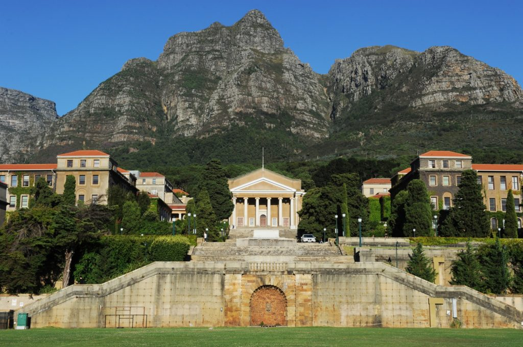 UCT ranks in top 10 for higher education institutions in the developing world