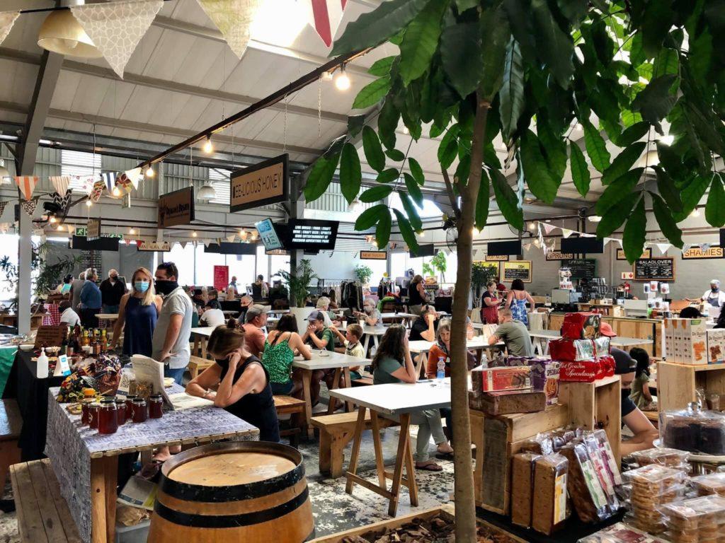 Tokai's Earth Fair Food Market is the bee's knees