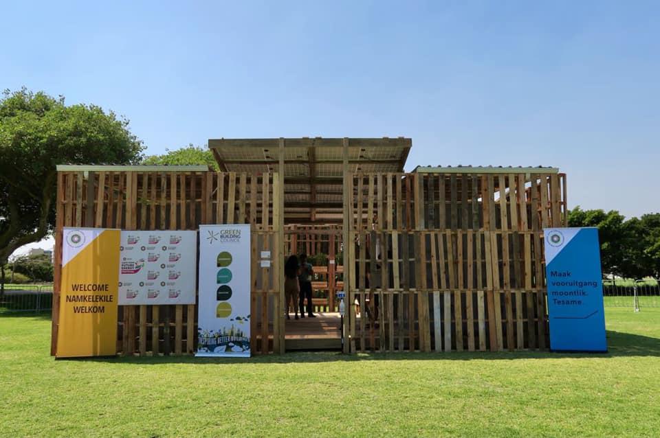 Explore Cape Town's first net zero carbon home