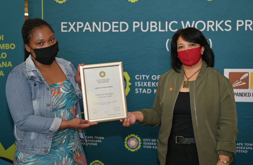 Cape Town - a city empowering youth