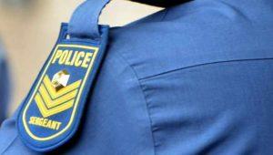 Knysna Cop arrested