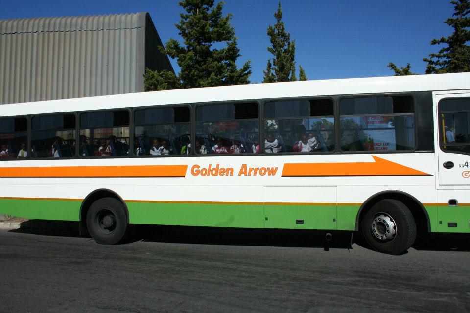 Golden Arrow busses get new security measures following spate of robberies
