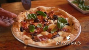 A slice of Massimo's: Voted best pizzeria in Africa