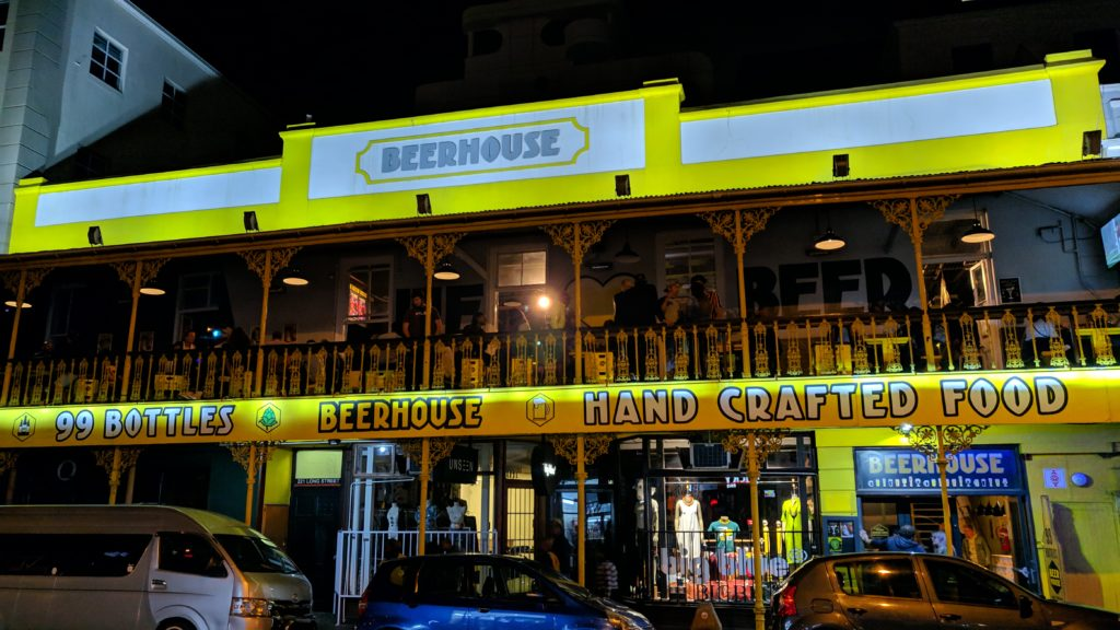 The Beerhouse: One of Cape Town's favourite watering holes