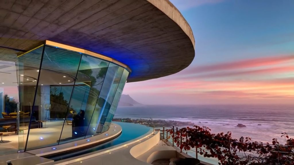 Iron Man Villa: A masterpiece in one of the Cape's most lavish streets