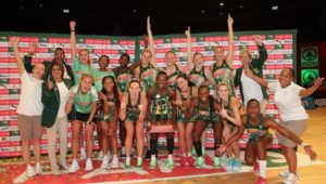 CTICC set to host the 2021 netball continental test series