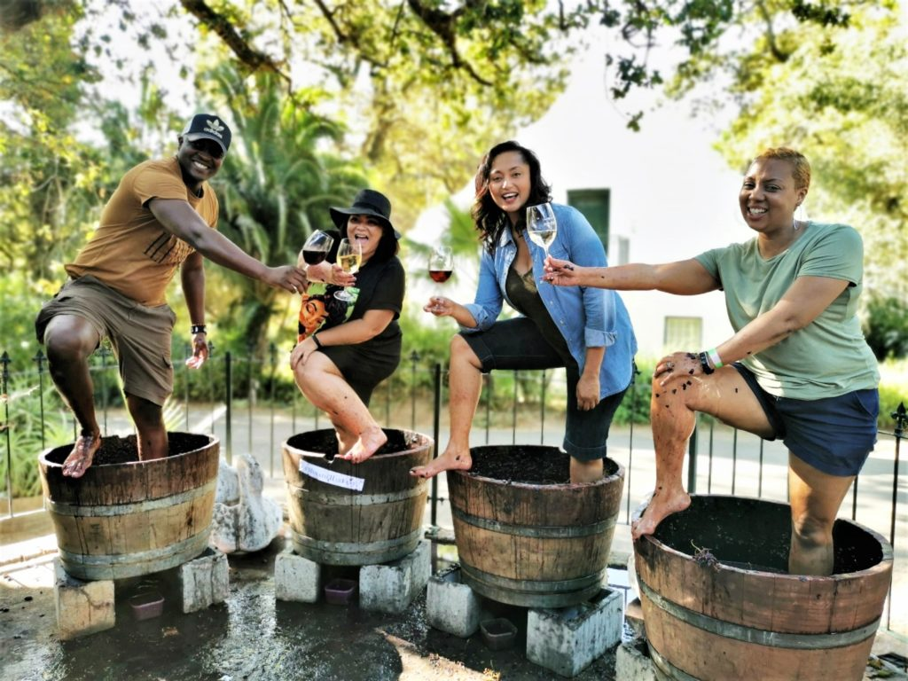 Wine it up at the Muratie Harvest Festival this weekend