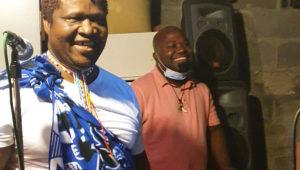 Concert in the Township: Lennox T preforms live in Khayelitsha this weekend