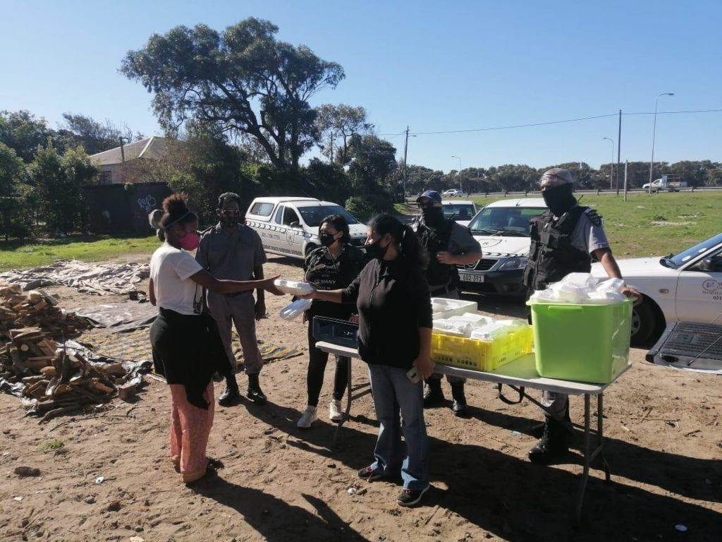 Food relief organisations serving communities one plate at a time