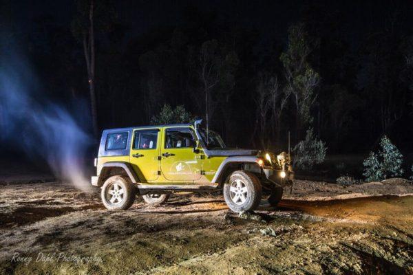 MegaXplore Night Drive