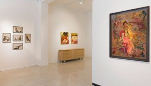 Fantastic galleries to visit this First Thursday