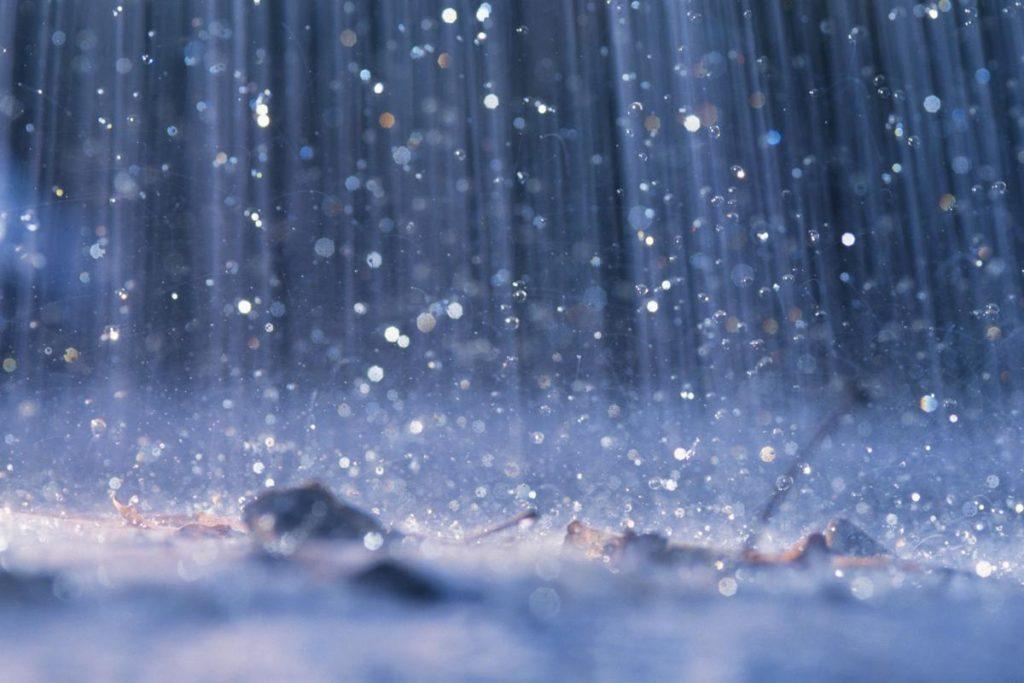 Rain in CT