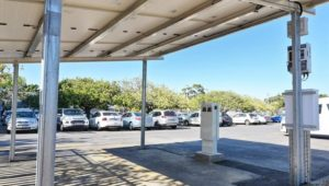 Cape Town opens its second EV charging station in Somerset West