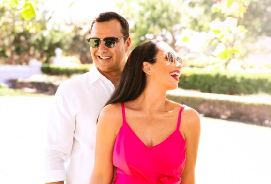 The Cape Town power couple changing lives