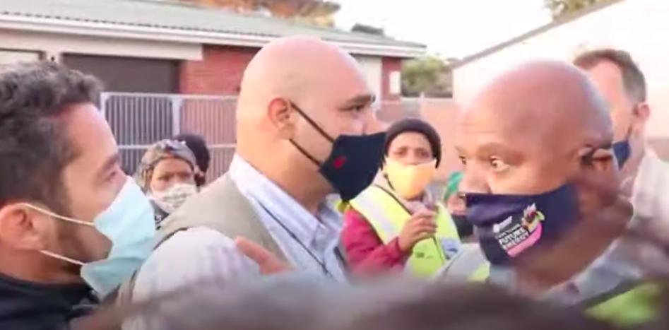 """Watch: Mayor Dan Plato tells resident to """"shut up"""""""