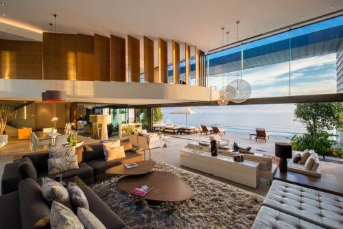 Inside Cape Town's most lavish villas