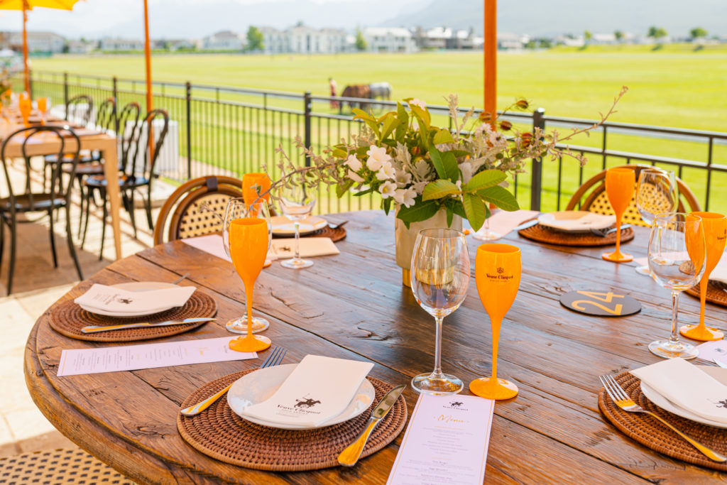 Summer weekends spent in champagne style: Veuve Clicquot's Polo Brunch Series