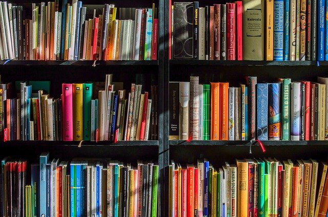 Second-hand and indie book stores to check out