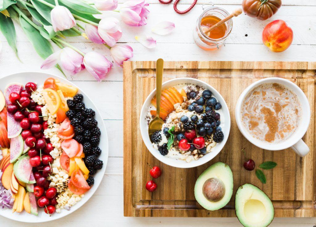 10 healthy brekkie ideas