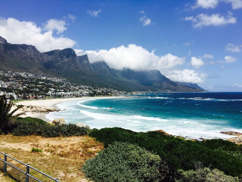 The best way to spend a sunny day in Cape Town