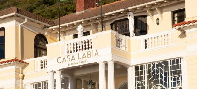 Italy comes to Cape Town: The history of the Casa Labia