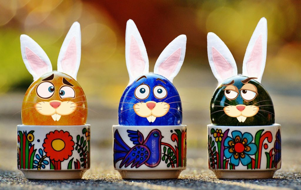 Easter for adults: celebrate Easter like a grown up this year
