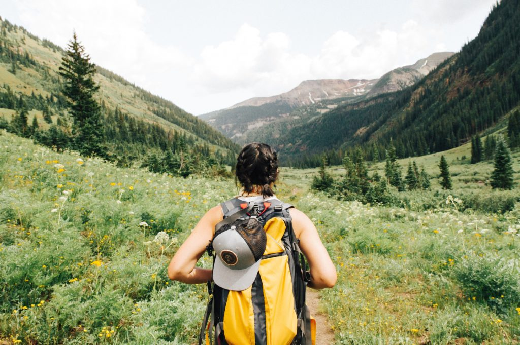 A hiker's guide to arriving in one piece