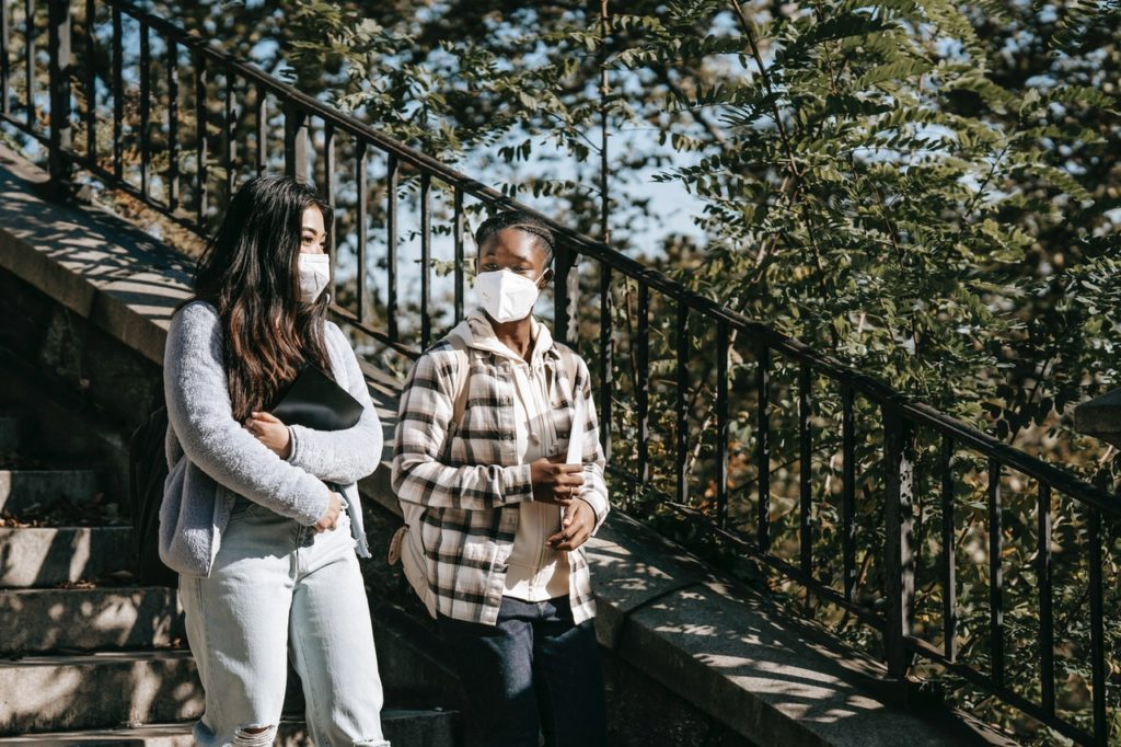 How to survive campus life during a pandemic in 2021