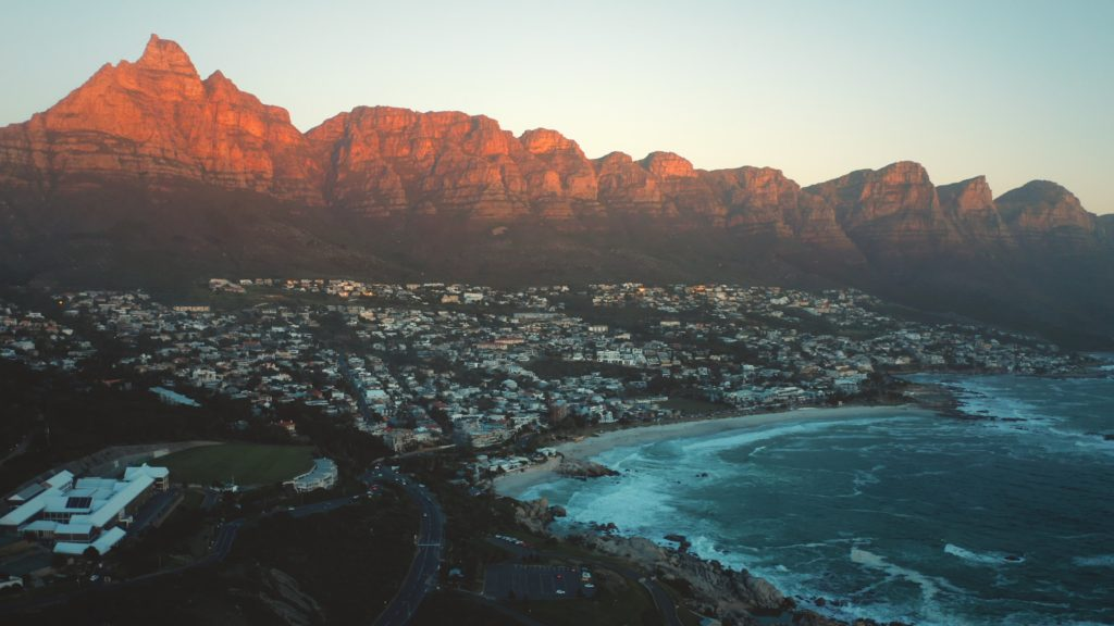 Safe trails for evening walks and runs in the Mother City
