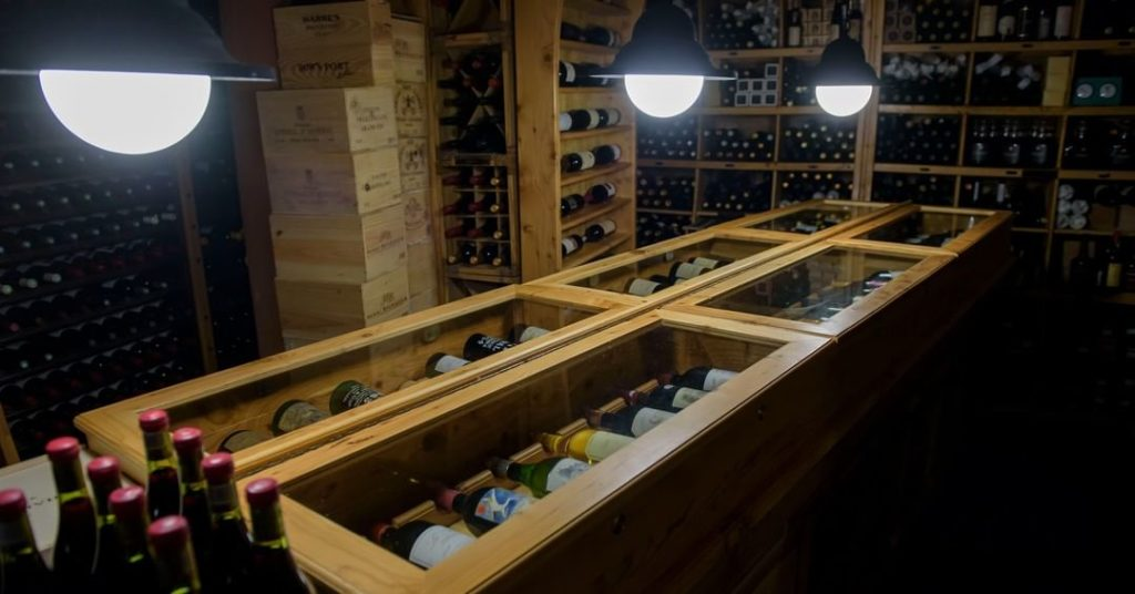 South Africa's finest wine collection is up for sale
