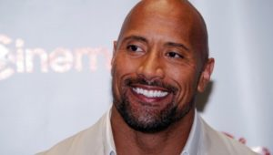 The Rock shares his coconut banana pancake recipe