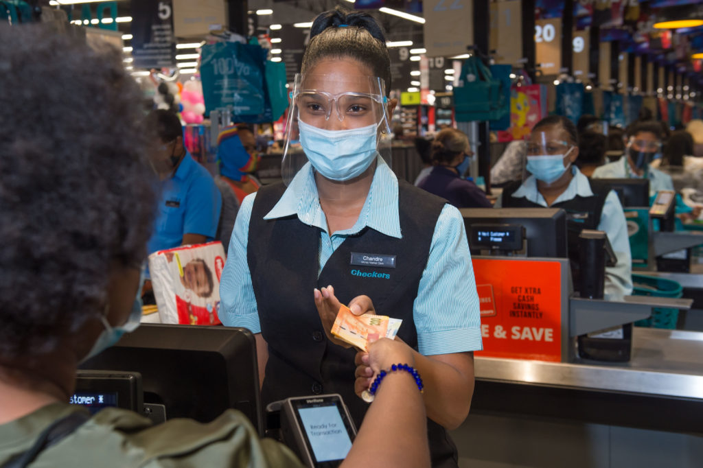 SA shoppers can now deposit cash at any Shoprite, Checkers or Usave stores