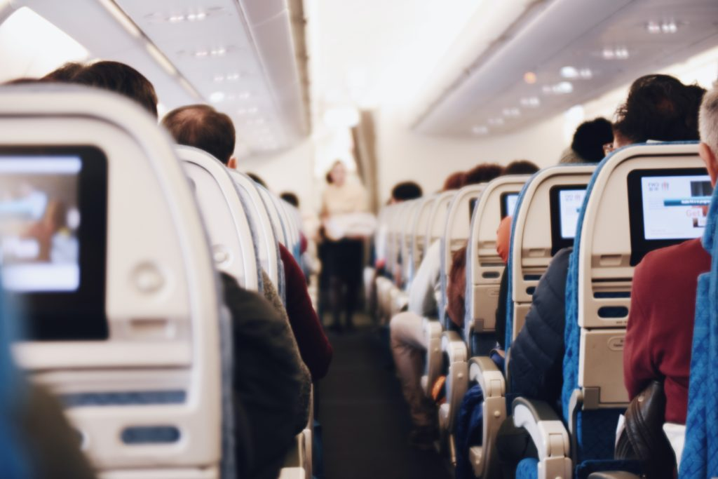 Watch: Maskless man ejected from FlySafair flight