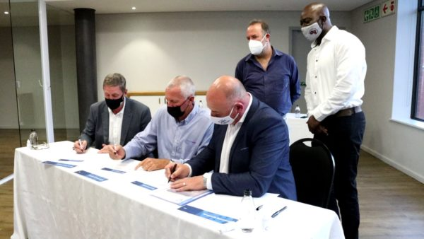 Blue Cape launch_MOU signing