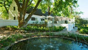 A much needed getaway - Boschendal Farm